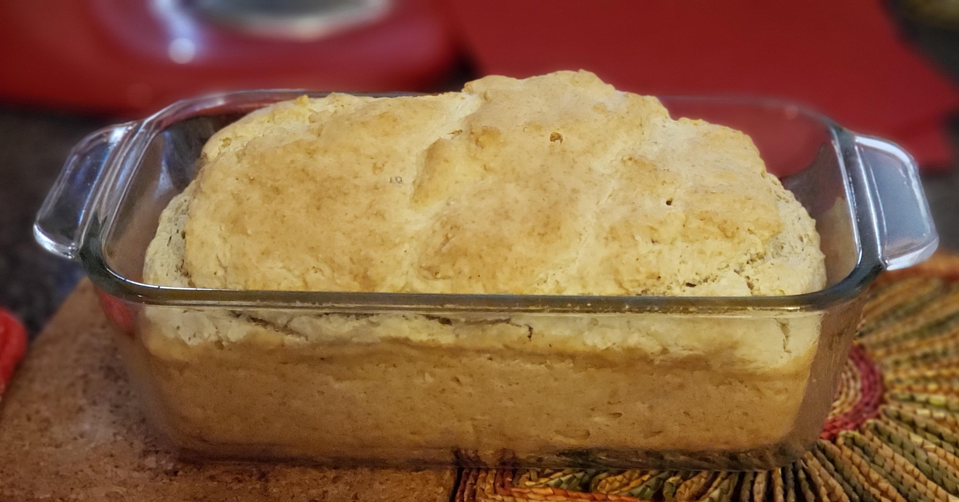 Loaf of Soberdough Italian Garlic Bread